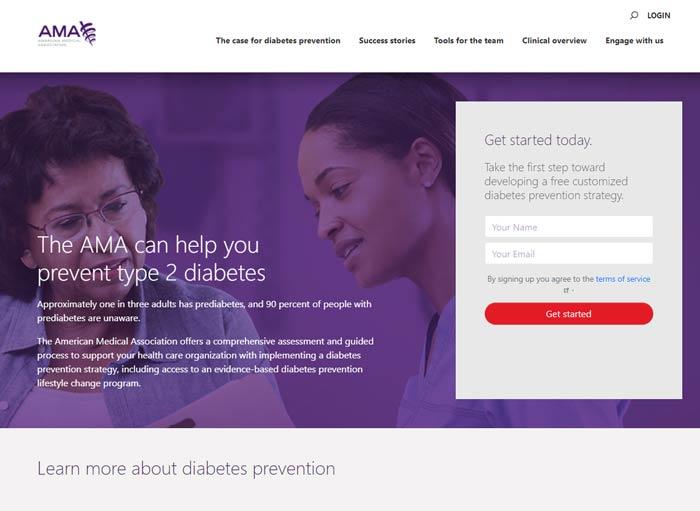ama prevent diabetes