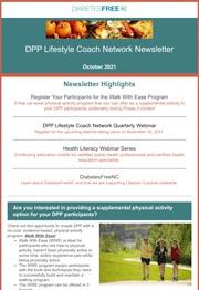 Lifestyle Coach Newsletter